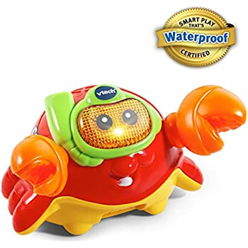 Amazon Com Vtech Pour And Float Froggy Electronic Bath