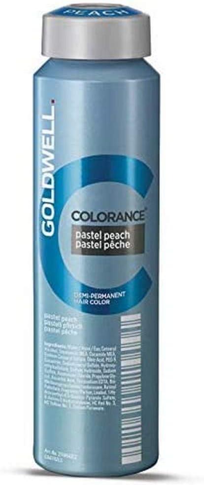 Goldwell Pastel Peach Col Can 120Ml Goldwell 120 ml: Amazon ...