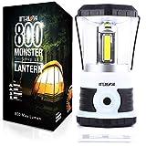 Internova 800 Monster LED Camping Lantern - Massive Brightness with Tri-Strip Lighting LED Lantern - Emergency - Backpacking - Hiking - Auto - Home - Hurricane Supplies - Survival Gear