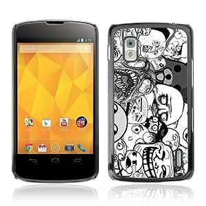 YOYOSHOP [LOL Troll Faces] LG Google Nexus 4 Case by lolosakes