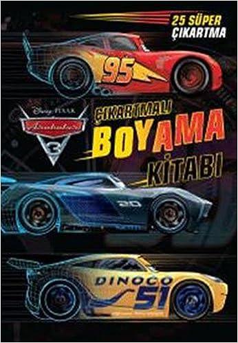 Arabalar 3 Cikartmali Boyama Kitabi Collective 9786050942859