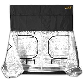 Gorilla Grow Tent 4' x 8' Feet Indoor Hydroponic Greenhouse Garden Room | GGT48
