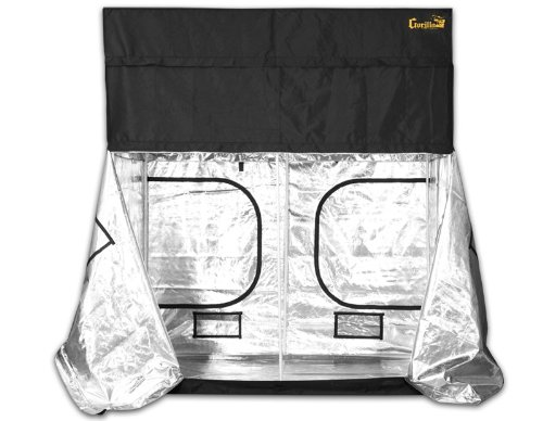 Gorilla Grow Tent 4' x 8' Feet Indoor Hydroponic Greenhouse Garden Room | GGT48 by Gorilla-Grow-Tent