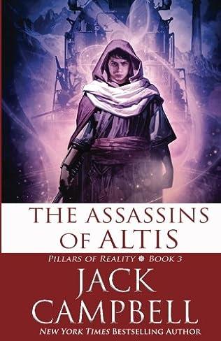 book cover of The Assassins of Altis