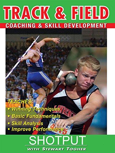Track & Field Coaching & Skill Development Shotput