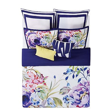 Garden Bloom Duvet Cover Set (FULL/QUEEN) by Christian Siriano