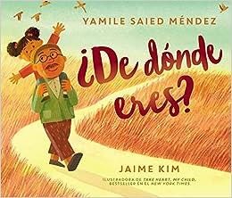 Book's Cover of ¿De dónde eres? = Where Are You From? (Español) Tapa dura – Álbum de fotos, 4 junio 2019