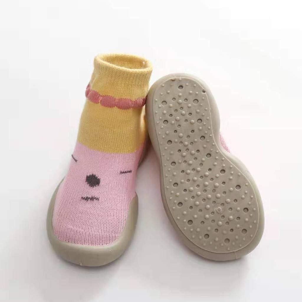 Lazzboy anim/é Chaussettes Chaussons Antid/érapantes B/éb/é Filles Gar/çon Chaussures Mignon Cadeau No/ël