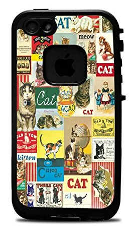 vintage-decoupage-cats-vinyl-decal-sticker-for-iphone-6-47-lifeproof-case