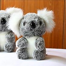 Lazada Sitting Koala Baby Stuffed Animal Plush Toy Dolls Gray 5''