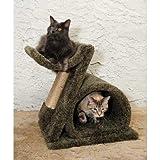Z Cat Scratcher Cat Perch Color: Brown, My Pet Supplies