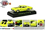 1970 OLDSMOBILE CUTLASS 442 W-30 * Detroit Muscle Release 28 * M2 Machines 2014 Castline Premium Edition 1:64 Scale Die-Cast Vehicle & Display Case Set ( R28 15-03 )