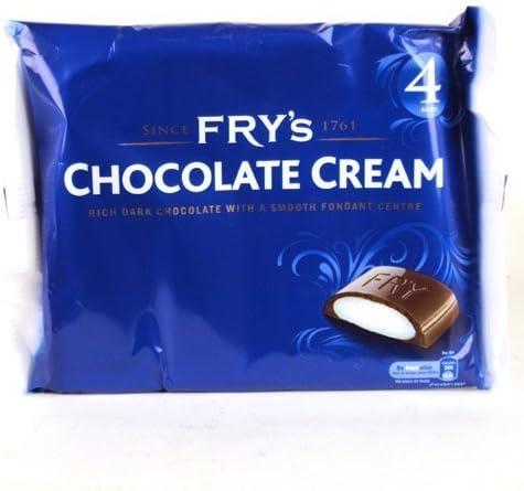 Frys Chocolate Cream 4 Pack 200g: Amazon.es: Alimentación y bebidas