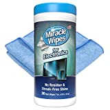 MiracleWipes for Electronics Cleaning - Screen