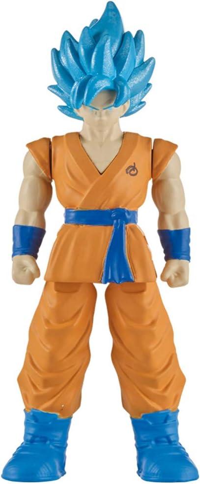 Dragon Ball Super - S.S. Blue Vegeta Figura de Combate (Bandai 35959): Amazon.es: Juguetes y juegos