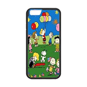 """[AinsleyRomo Phone Case] For Apple Iphone 6,4.7"""" screen Cases -Cute Dog Snoopy-Style 1"""