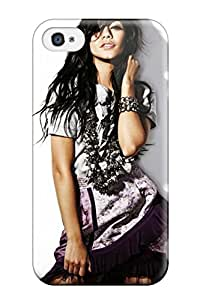 Iphone 4/4s Cover Case - Eco-friendly Packaging(vanessa Anne Hudgens 29)