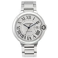 Cartier Men's W69012Z4 Ballon Bleu Stainless Steel Automatic Watch from Cartier
