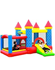 doctor dolphin nflatable Toddler Bounce House Kids Bouncy Castle Jumper House for Outdoor Party with Blower