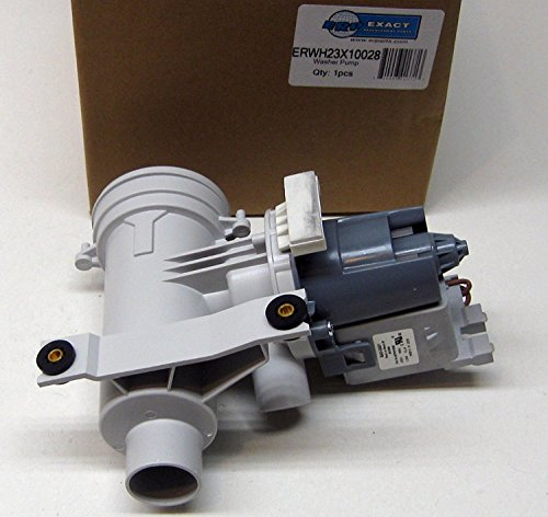 Price comparison product image Washer Drain Pump & Motor for General Electric, AP4324598, PS1766031, WH23X10028