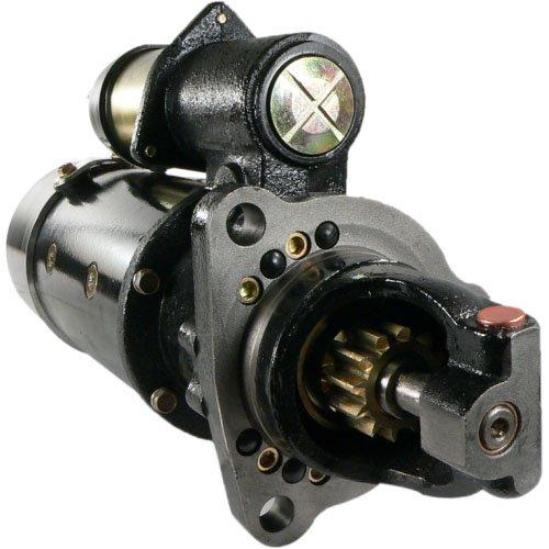 (DB Electrical SDR0049 Starter For Case 1550 821 45R Caterpillar D25 D300 815 816 3208 3304 3306 215 219 225 229 231 235 330 350 615 627 963 973 D6 D7 950 966 Cummins C Series Fiat-Allis 10C FG75 FR15)