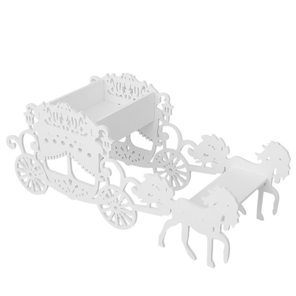 Amazon.com: Xinhuaya Wedding Carriage ,DIY Wedding Table Decor ...