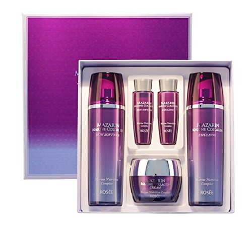 Korean Cosmetics_Rosee Mazarin Marine Collagen 3pc Gift Set