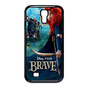Samsung Galaxy S4 I9500 Phone Case Black Disneys Brave F6485108