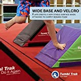 Tumbl Trak Ninja Slanted Steps, Red & Black