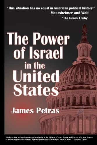 POWER OF ISRAEL IN THE UNITED STATES ebook