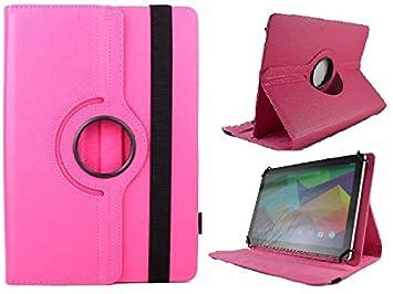Theoutlettablet® Funda Giratoria 360º para Tablet SPC Internet Dark Glee 10.1