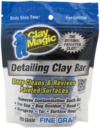Clay Magic Blue, Fine Grade