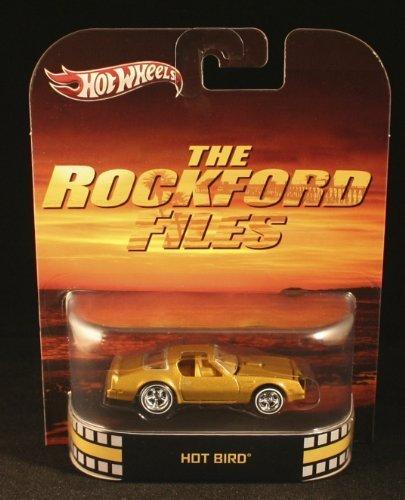 Hot File (Hot Wheels Retro The Rockford Files Off 1:55 Die Cast Car Hot Bird)