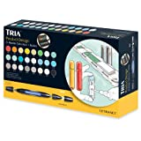 Tria Marker Pen 24 Pen Set - Product Design