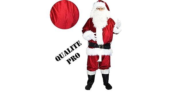 Générique - no2253/XXXL - Disfraz Papá Noel US Super Luxe ...