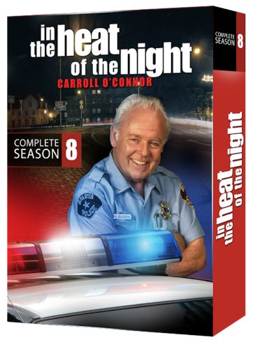 In The Heat of the Night Complete Season 8 (The Final Season) (In The Heat Of The Night Complete Series)