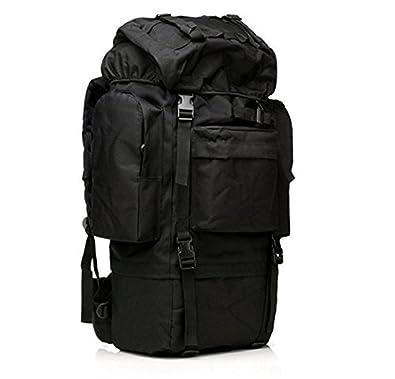 0fcfa4cf20f2 Amazon | アウトドア 多機能 登山用バッグ 65L 大容量 防水耐震 雨対策 ...
