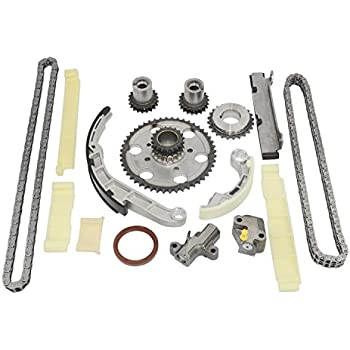 Timing Chain Kit For Nissan Pathfinder Navara Cadstar 2.5L L4 DOHC YD25DDTI