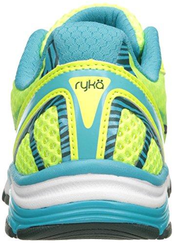 Ryka Damen Vida RZX Cross-Trainer-Schuhe Kalk / Blau / Teal