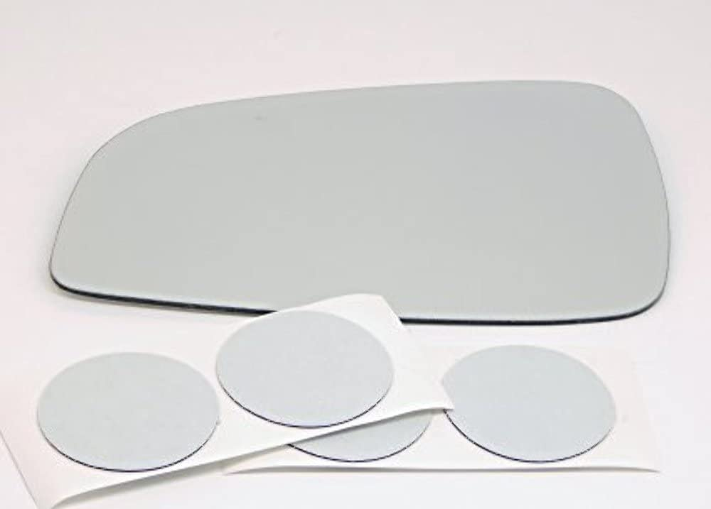 Mirror Glass Adhesive For 08-12 Chevrolet Malibu Passenger Side Replacement