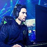 RUNMUS Gaming Headset Xbox One Headset PS4