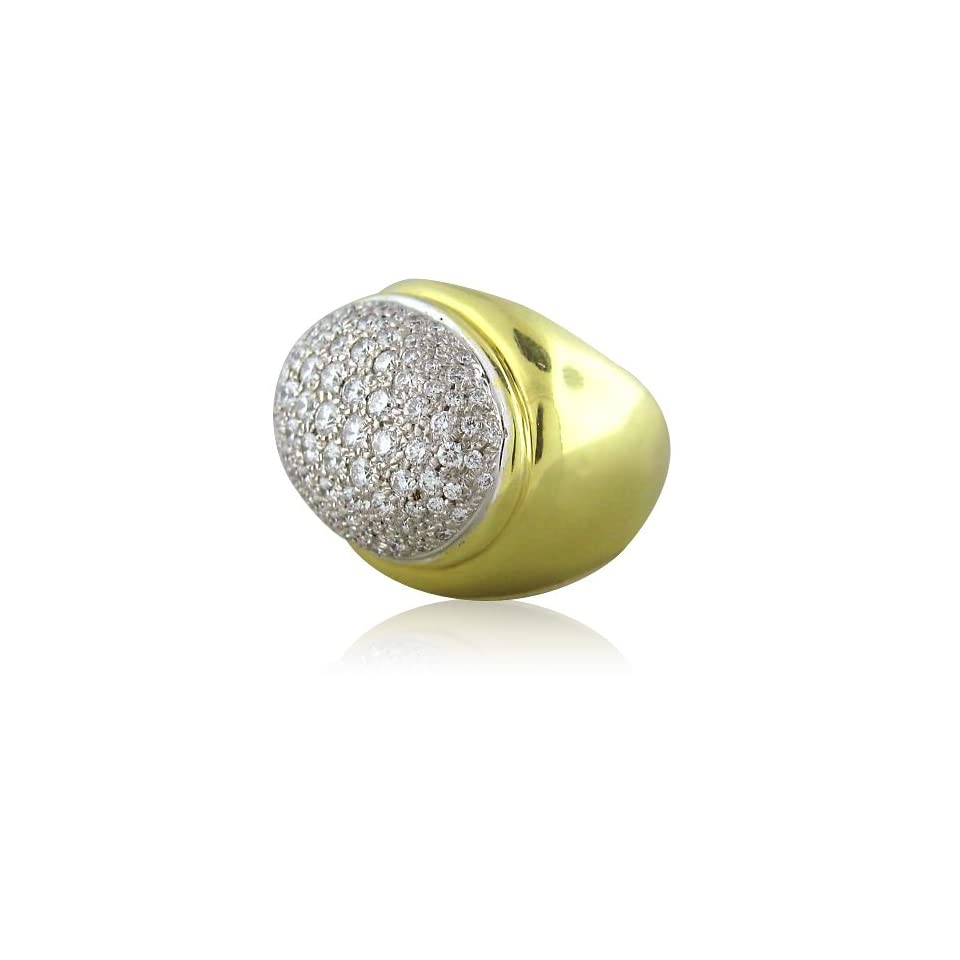 Faraone Mennella Yellow gold 18k Diamond Ring