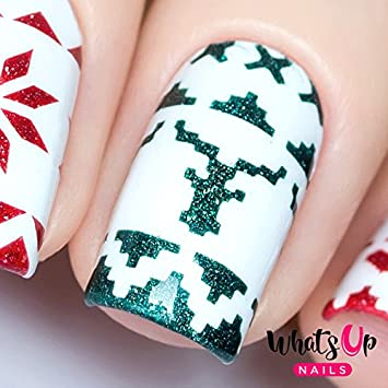 Amazon com : Whats Up Nails - Knit Your Own Sweater Vinyl