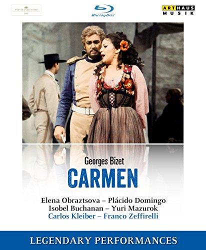 Carmen at Wiener Staatsoper 1978 (Blu-ray)