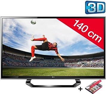 LG Televisor LED 3D 55LM615S: Amazon.es: Electrónica
