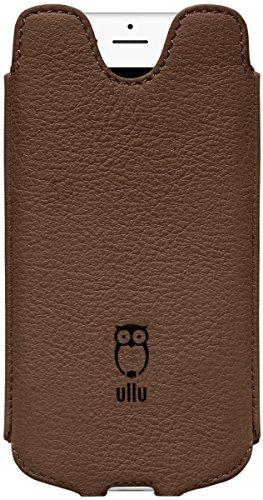 ullu Sleeve for iPhone 8/ 7 - Mud Slide Brown UDUO7PL06 by ullu