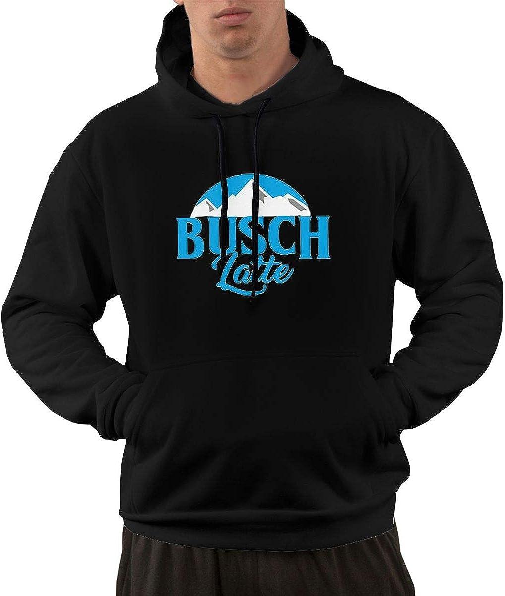 HelplesS Busch Latte Cool Mens Hoodie Black
