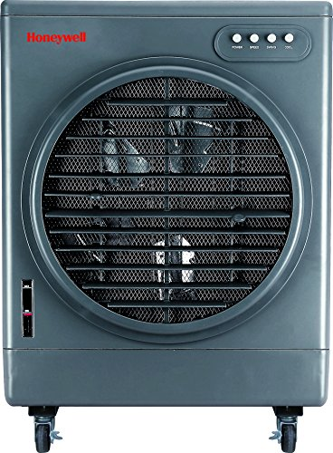 Honeywell CO25MM 52 Pt. Indoor/Outdoor Commercial Evaporative Air Cooler, Grey