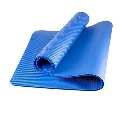 LTLCLZ - Esterilla de Yoga para Mujer de Larga duración para ...