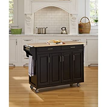 Amazon.Com - Home Styles 9200-1041 Create-A-Cart 9200 Series